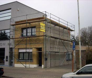 AAS Stellingbouw - Herentals - Fotogalerij